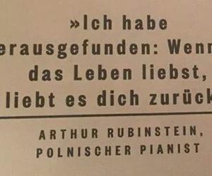 love, german, and life image