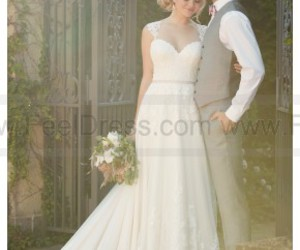 fashion, bridal gowns, and cheap wedding dress image