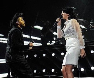 the weeknd, lana del rey, and xo image