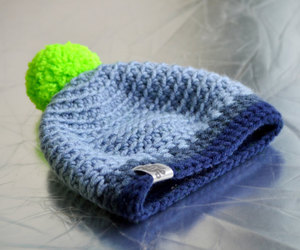 etsy, neon green, and winter hat image