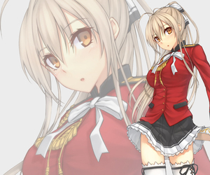 amagi brilliant park, sento, and isuzu image