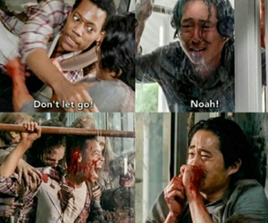 tv show and the walking dead image
