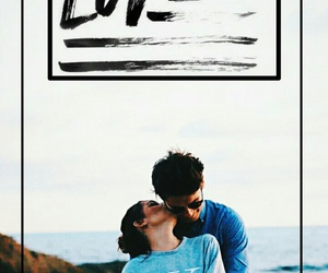 couple, romantic, and sweet image