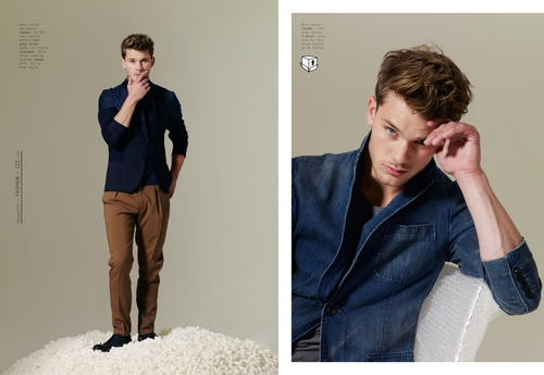 Check out Esquire featuring Jeremy Irvine by Dan Burn-Forti « Making Pictures