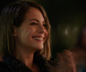 arrow, willa holland, and speedy image