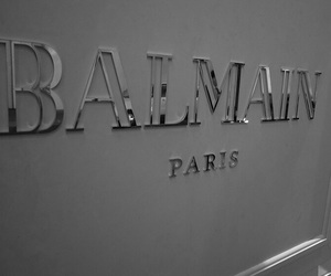 Balmain and magasin image