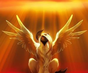 angel, pokemon, and god image