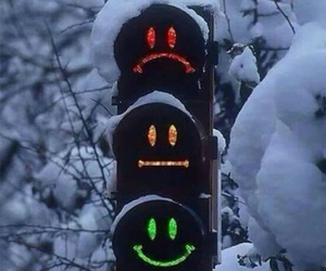 snow, smile, and happy image