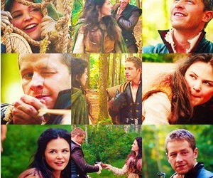 once upon a time, snow white, and josh dallas image