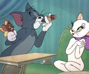 jarry, Tom, and tom e jerry image