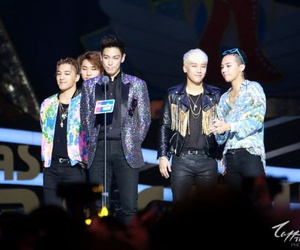 daesung, gd, and seungri image