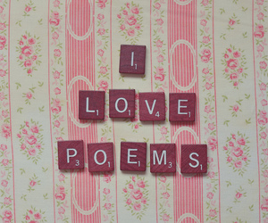 poem, love, and pink image