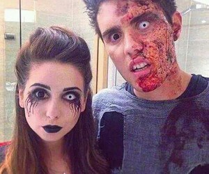 youtube, zoella, and alfie dayes image