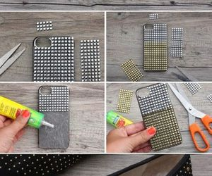 diy, case, and ideas image