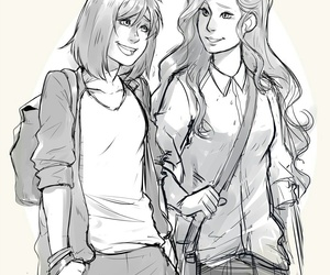 art, asami, and the legend of korra image