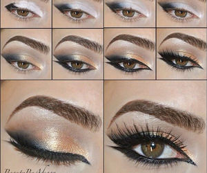 beautiful, make up, and eyes image