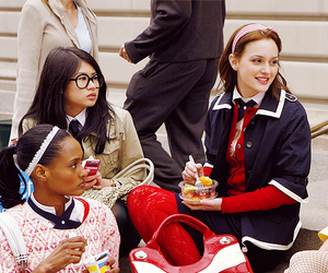 gossip girl, blair waldorf, and girl image