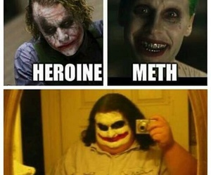 funny, joker, and drugs image