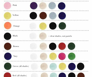 colors, fashion, and tips image