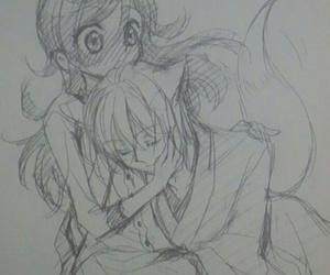 art, fox, and kamisama kiss image