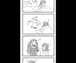 mizuki, jiro, and kamisama kiss image