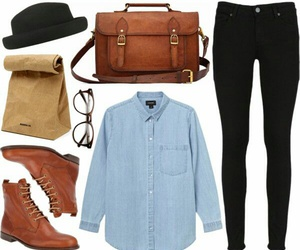 outfit, accessories, and fashion image