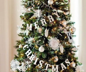 christmas, christmas tree, and pretty image