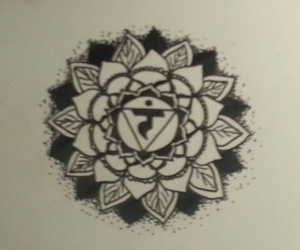 mandala, tattoo, and skpe image