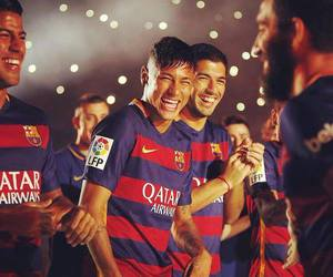 fc barcelona, neymar, and fcb image
