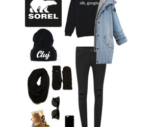 clothes, comfy, and fashion image
