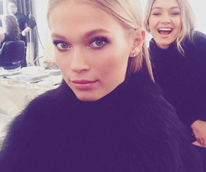 gigi hadid, models, and vita sidorkina image