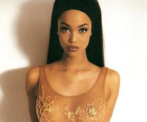tyra banks, model, and beauty image