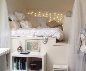 adorable, bedroom decor, and bedrooms image