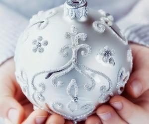 christmas, Christmas time, and ornaments image