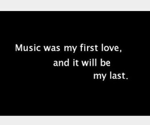 music, love, and life image