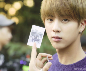 jin, bts, and bangtan boys image