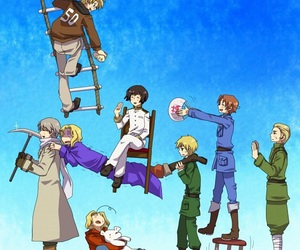 hetalia and axis powers image