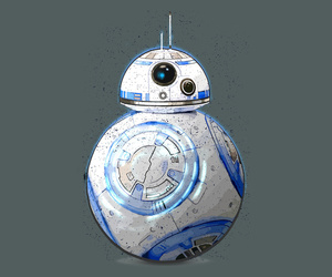 movies, r2d2, and sci-fi image