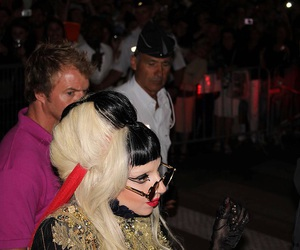cannes, lady, and gaga image