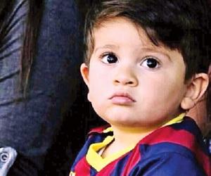 Barcelona, football, and son image