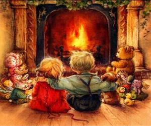 navidad, christmas, and dibujos image