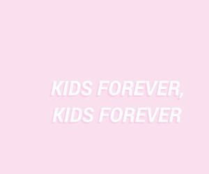 kids, pastel, and pink image