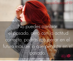 frases, girl, and hair image
