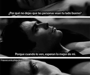 amor, damon salvatore, and the vampire diares image
