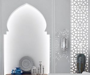 design, white, and house image