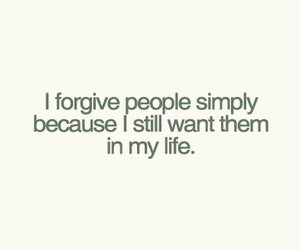 forgive, text, and people image