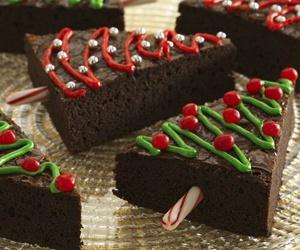 christmas, food, and tree image