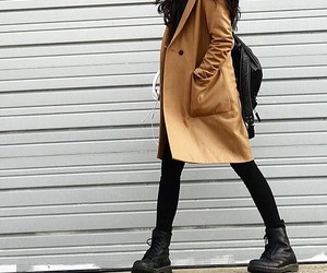 boots, dr martens, and outfit image