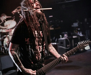 korn, brian head welch, and brian welch image
