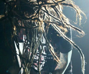 dreads, brian welch, and korn image